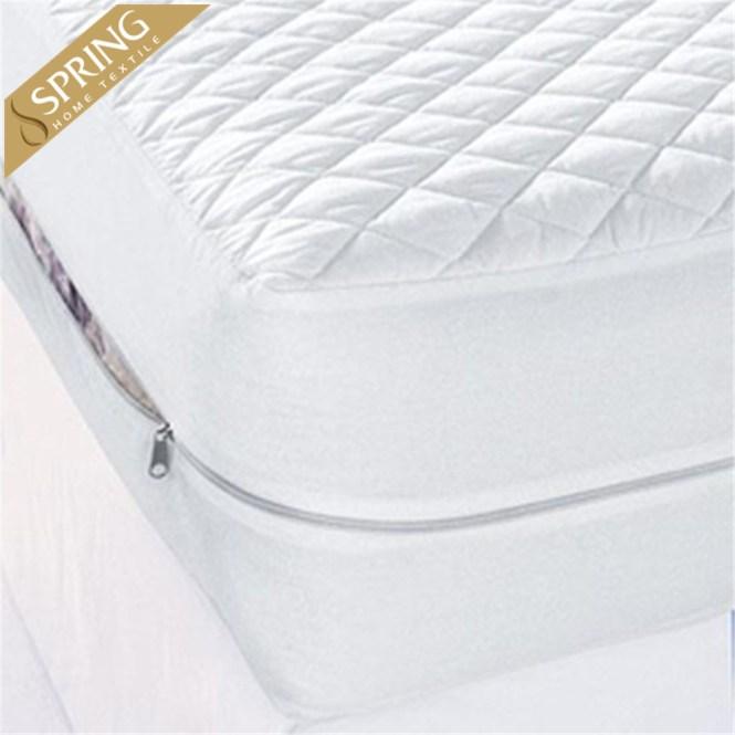 Zippered Encat Waterproof Bed Bug Proof Mattress Cover Protector Zipper Product