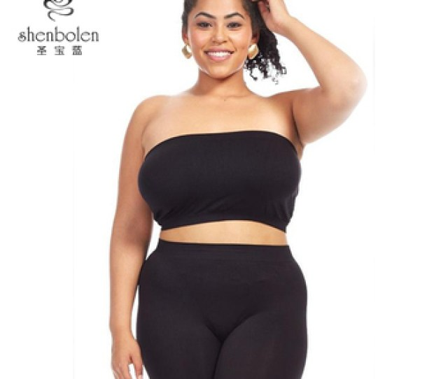 Plus Size Tight Sexy Lady Bandeau Big Boob Tube Top From Dongguan Clothing Buy Tight Sexy Lady Tube Topbig Boob Tube Toptube Top Product On Alibaba Com