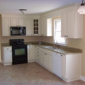 New Model Wood Kitchen Cabinets For Small Kitchen Used ... on Model Kitchens  id=51705