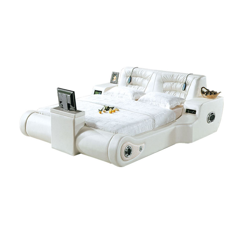 lit de television rehausseur moderne lit en cuir de taille king avec television sur pied buy lit avec tv lit avec tv dans le pied de lit lit