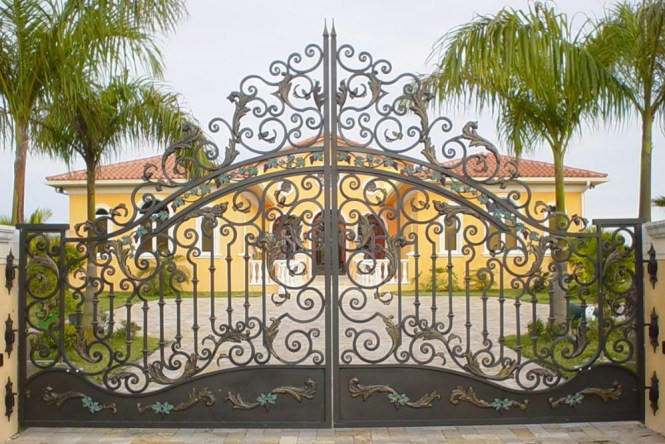 Cool - House Gate Colour