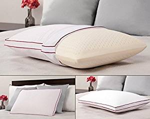 buy lux living coconut bliss pillow in