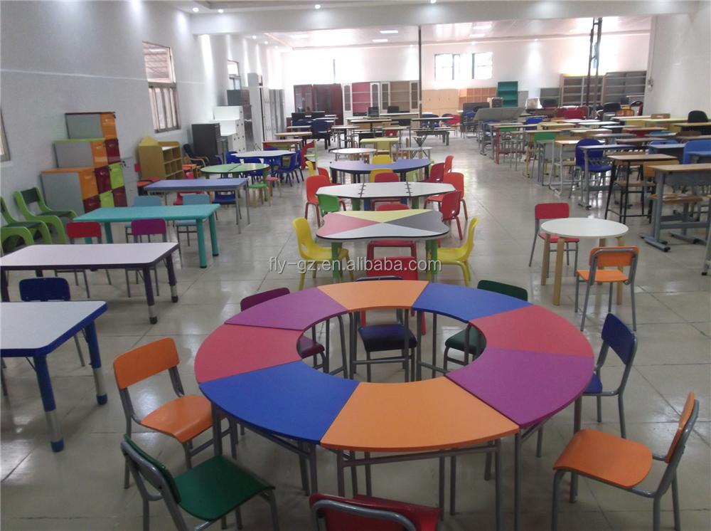 Cheap Elementary School Desk With Chairs Children