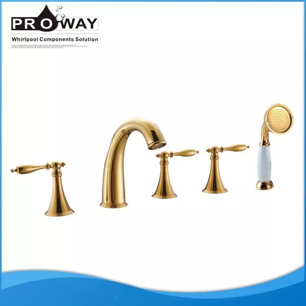 bathtub whirlpool tub faucet handle