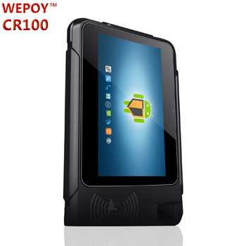 Android Tablet With Rfid Reader And Fingerprint Reader ...
