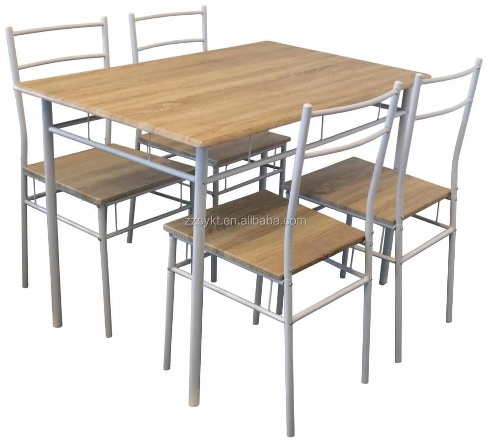 cuisine en bois salle a manger meubles table a manger 4 chaises en gros buy tables a manger ensembles de chaise table a manger avec 4