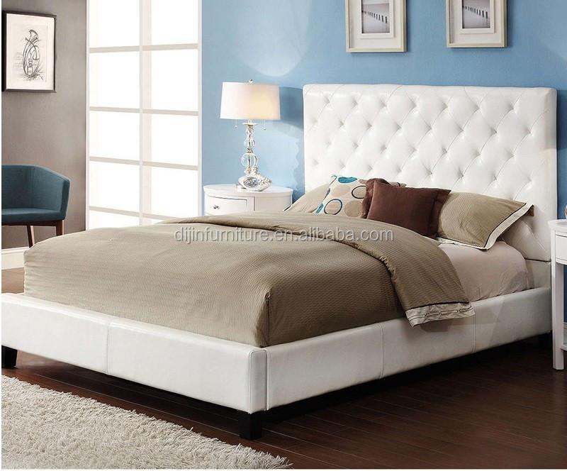 2018 New Model Modern Bedroom Double Size Fabric Linen Bed ... on New Model Bedroom Design  id=67893