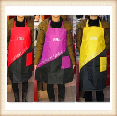 wholesale hairdresscape custom hair salon aprons custom hair salon aprons hair salon nylon