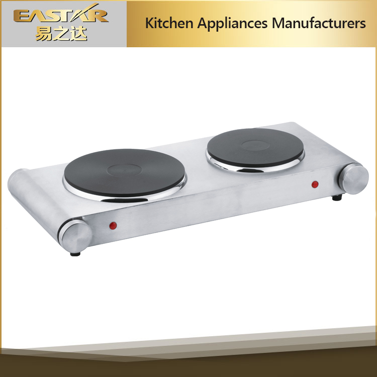 Freestainding Kitchen Appliance Single 220v Electric Stove Ego Hot Plate Electric Solid Hot
