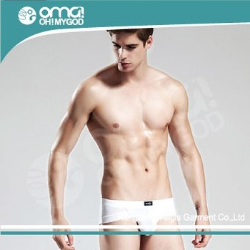 2016 Wholesale Hot Sale Teen Boys In White Briefs