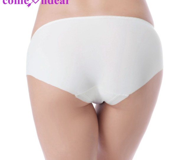 Low Moq Factory Price Young Girls White Sexy Girl Hot Sexy Girls Panty Cotton Panty
