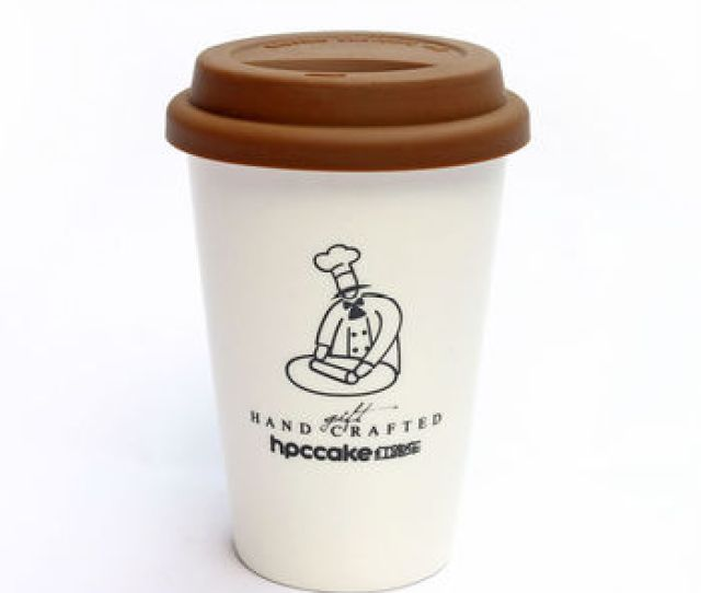 Promotional Custom Logo Silicone Lid Ceramic Coffee Travel Mug Buy Coffee Mugcustom Logo Travel Mugsilicone Lid Mug Product On Alibaba Com