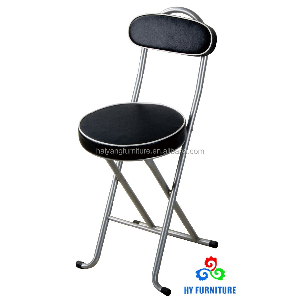 Small Round Folding Chair Padded Buy Round Folding Chair Small Folding Chair Padded Chair Product On Alibaba Com