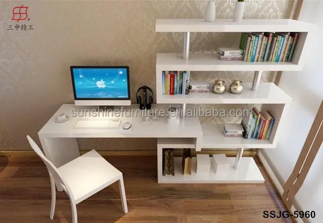 en bois portable coin bibliotheque bibliotheque avec bureau d ordinateur table d etude pour enfants avec bibliotheque buy bookcase with computer