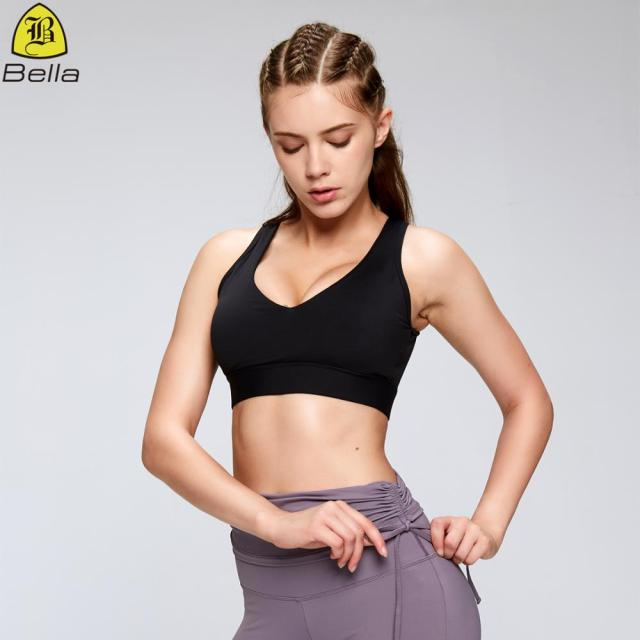 Custom Women Sport Bras Set With Tights Hot Teens In Bras