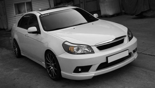 Daewoo tosca/Chevrolet Holden EPICA exterior tuning partes ...