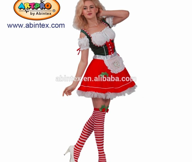 Sexy Female Elf Costume   As Party Costume With Artpro
