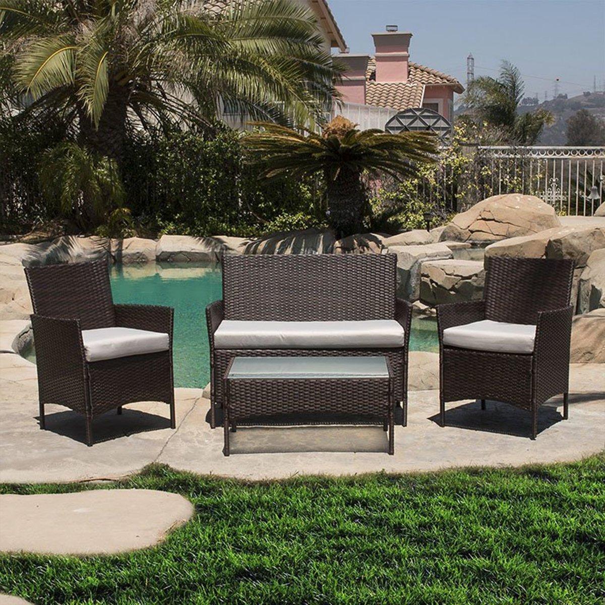 cheap allen roth wicker patio furniture