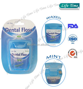 Best Quality Dental Floss / Min And Waxed Dental Floss ...