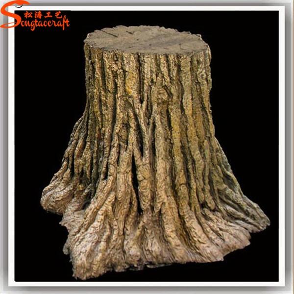 Customized Artificial Tree Trunk Decorative Artificial