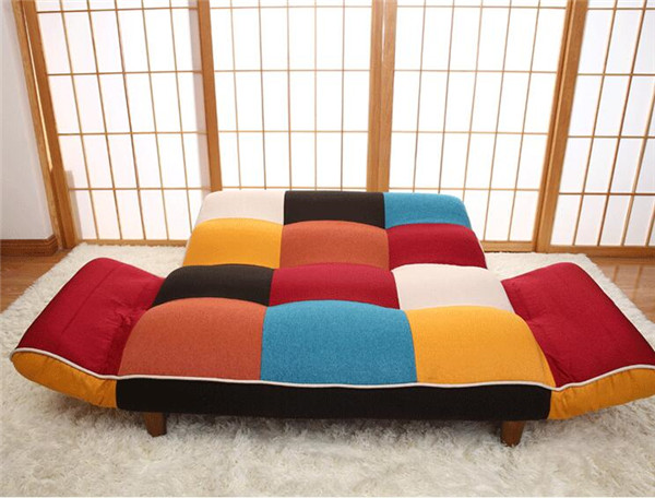 SF11 (6)  Adjustable Couch and Loveseat in Colourful Line Material Dwelling Furnishings Fold Down Couch Sofa Best for Dwelling Room, Bed room, Dorm HTB1QrFUg8HH8KJjy0Fbq6AqlpXac