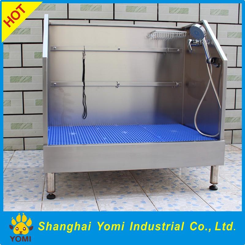 Big Pet Bath Products Stainless Steel Dog Bath Tub On Sale