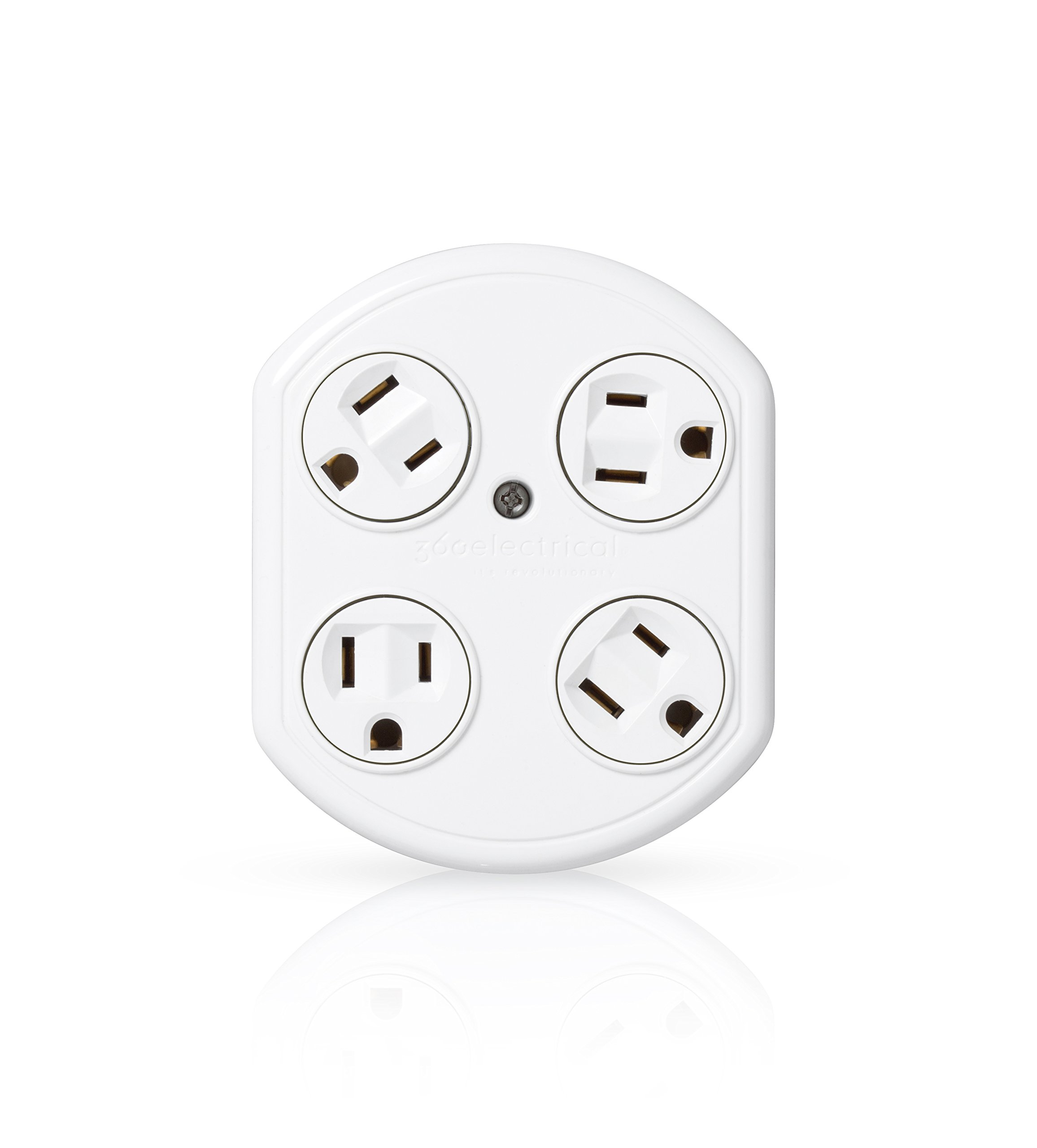 Buy Two Sets Of Three Electrical Outlet Adapters