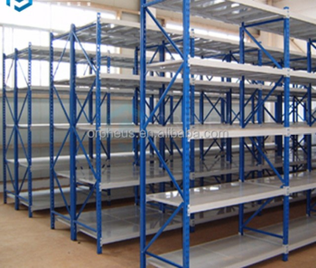 Modern Furniture Custom Steel Frame Warehouse Used Industrial Shelving Units