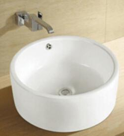 table top ceramic round deep basin bathroom sink buy bathroom sink deep sink cheap bathroom sinks product on alibaba com