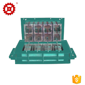 Alibaba China Supplier Block Moulds Decorative Paver Concrete Molds For