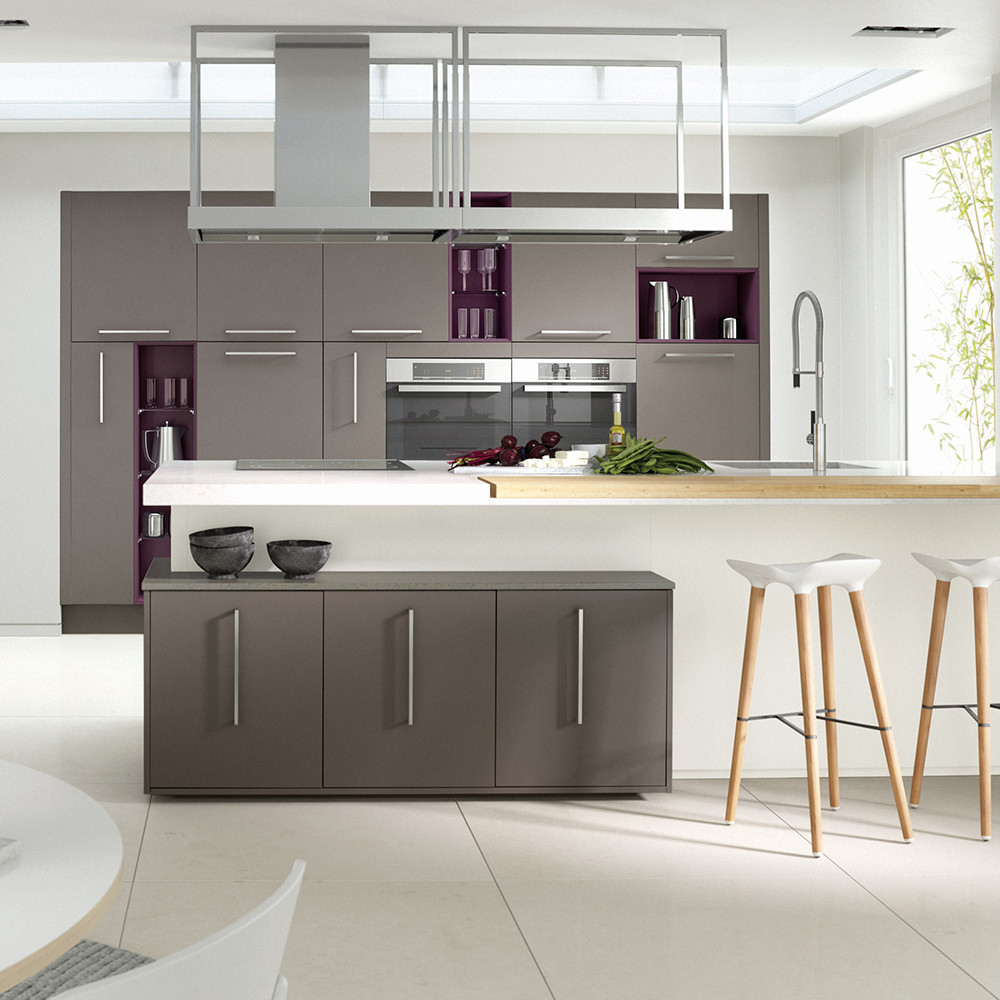 Affordable Australia Standard Lacquer Kitchen Cabinets ... on Model Kitchens  id=89926