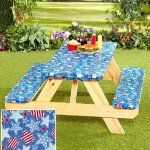Cheap Vinyl Picnic Table Covers Find Vinyl Picnic Table Covers Deals On Line At Alibaba Com