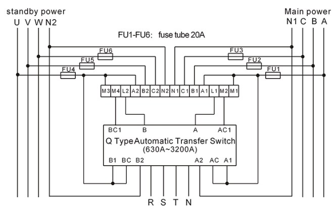 reliance manual transfer switch wiring diagram wiring diagram wiring diagram for a manual transfer switch the