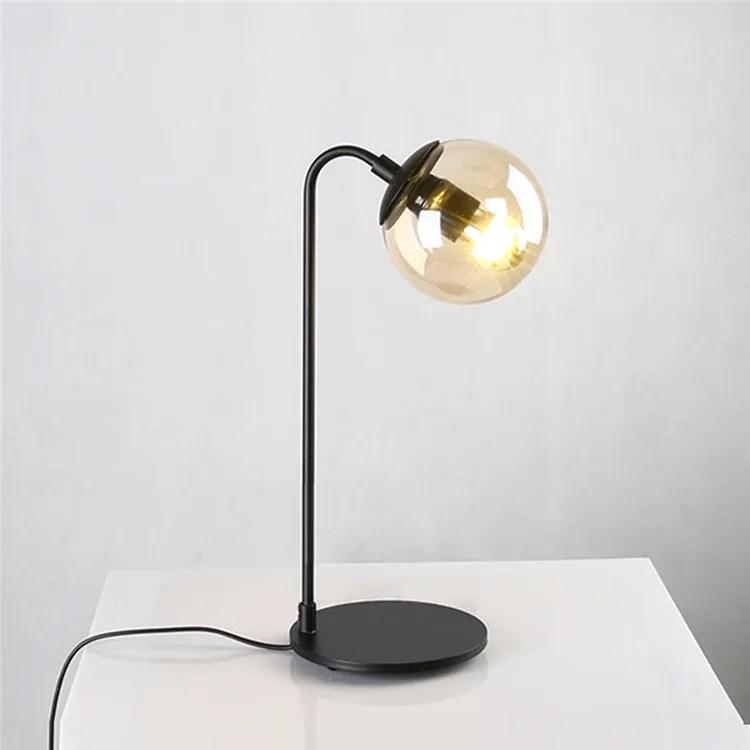 lampe de bureau modernes table light mg 4046 luminaire avec abat jour en verre eclairage de bureau buy led desk lamp innovative design office desk