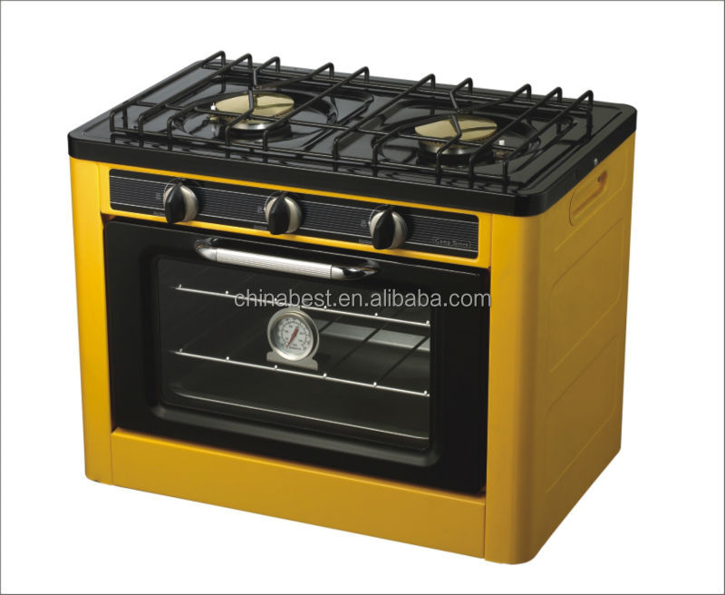 Portable Camping Stove Oven