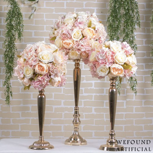 Wedding decoration flowers decoration for home fb102 artificial flower ball wedding decoration junglespirit Gallery