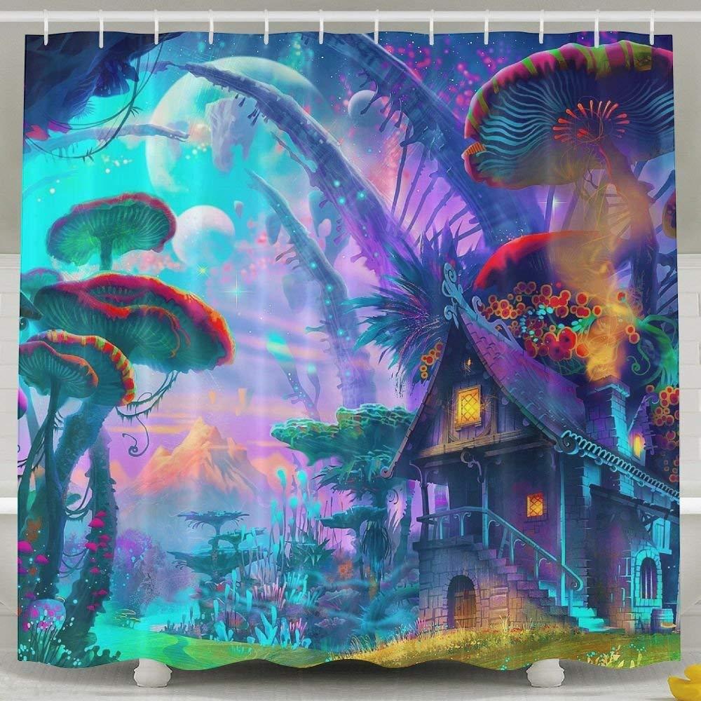 buy drawn plant psychedelic animal