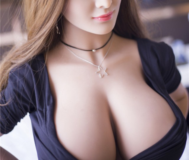 Cm Tpe Lifelike Japan Sex 18 Big Boobs Sexy Real Full Silicone Lovely Sex