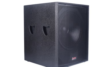 Professional 18 Inches Subwoofer Wooden Box Speaker For