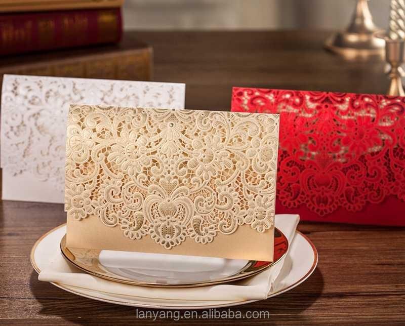 Wedding Invitation Card Printing Supplieranufacturers At Alibaba