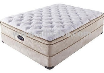 Simmons Beautyrest Classic Continental King Mattress Set