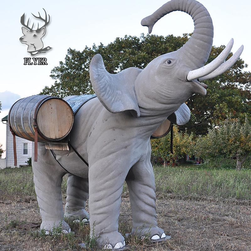 decoration de jardin grande resine animaux elephant a vendre buy statue d animal de resine statue animale de resine a vendre grands animaux de