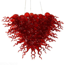 Red Glass Chandelier Supplieranufacturers At Alibaba