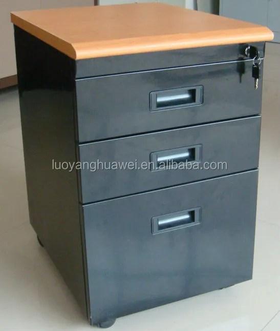 classeur en acier petit meuble de bureau amovible sous le bureau buy petite armoire mobile en acier petite armoire en acier product on alibaba com