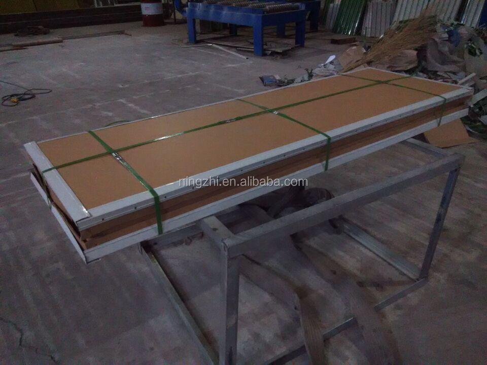 New Design Metal Frame Carport Outdoor Galvanized Metal