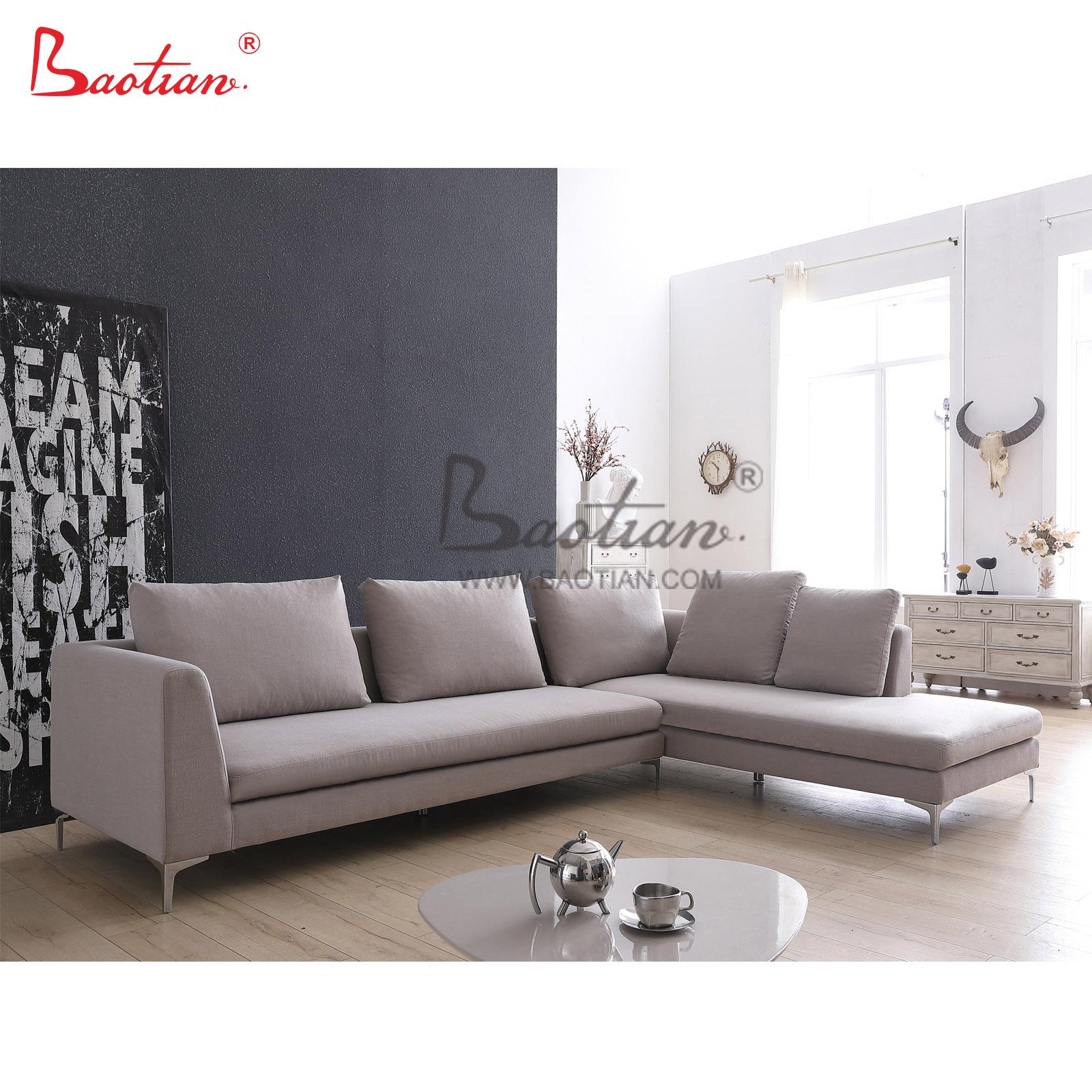 Baotian Furniture 2020 Modern Living Room Furniture Velvet Fabric Corner Sofa Buy Modern Sofas Sectional Sofa Living Sofa Product On Alibaba Com