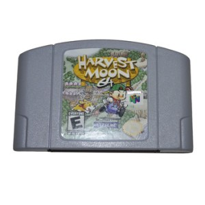 Funny Video Game N64 Games Harvest Moon 64   Buy N64 Games Harvest     Funny video game N64 games Harvest Moon 64