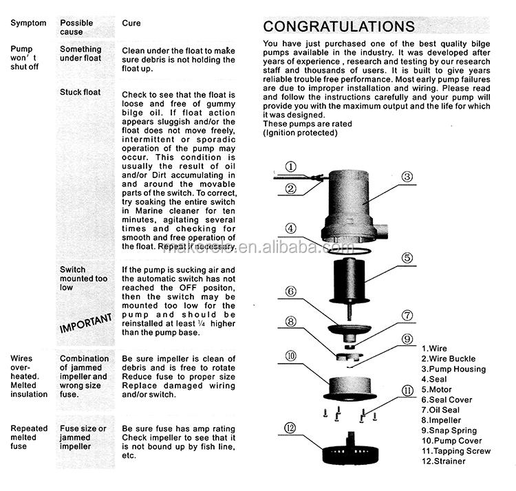 seaflo bilge pump wiring diagram wiring diagram Rule Automatic Bilge Pump Wiring Diagram 1100 gph seaflo bilge pump seafresh marine an authorized rule fully automatic bilge pump wiring diagram rule automatic bilge pump wiring diagram