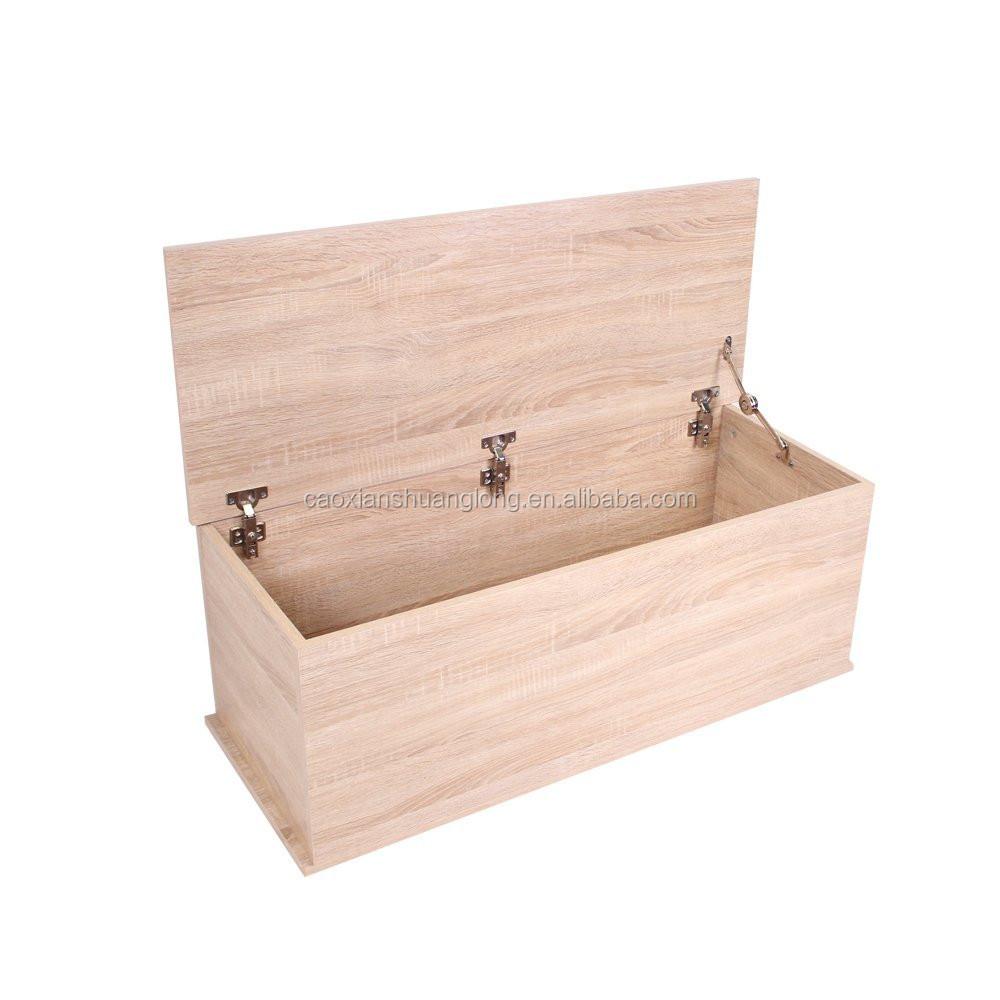 coffre de rangement en bois grande boite coffre avec couvercle offre speciale buy grande boite de coffre de rangement en bois avec couvercle grande