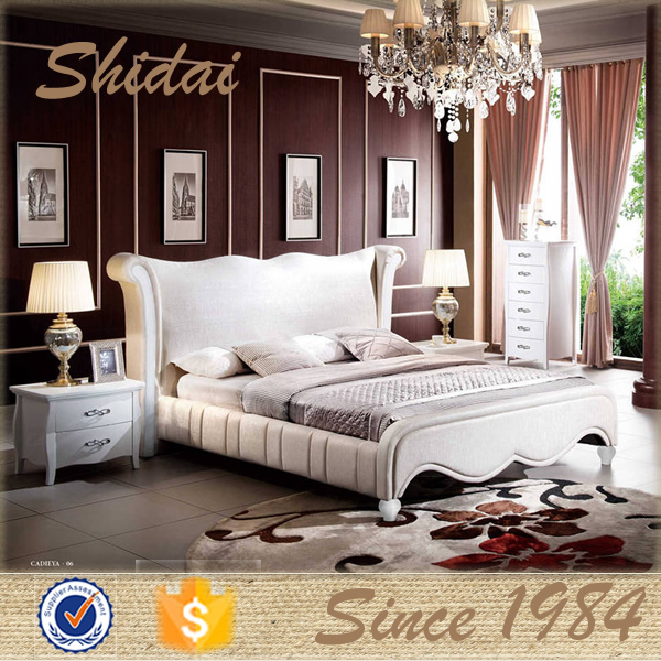 Foshan Modern Bed Design,New Model Double Bed,Latest ... on New Model Bedroom  id=48402